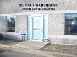 St. Paul Warehouse logo