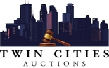 Twin Cities Auctions  logo