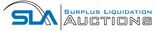 Surplus Liquidation Auctions  logo