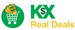KX Real Deals  logo