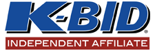 K-BID Estate Sales logo