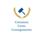 Common Cents Consignments  logo