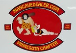 Man Cave Dealer logo