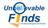 Unbelievable Finds logo