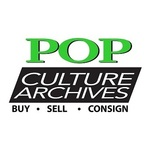Pop Culture Archives logo